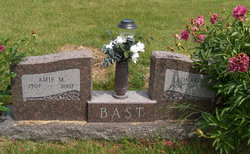 Amie Marie Babson <i>Fuller</i> Bast