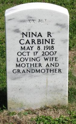 Nina <i>Rainbolt</i> Carbine