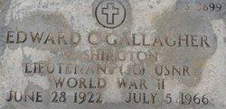 Edward Clement Gallagher