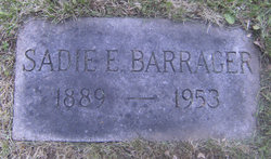 Sadie E <i>Shinlaub</i> Barrager