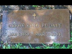 Orpha Fern <i>King</i> Eudaly