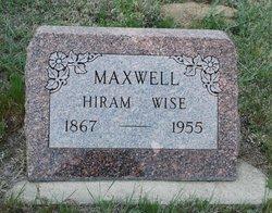 Hiram Wise Hi Maxwell
