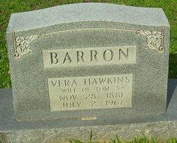 Vera <i>Hawkins</i> Barron