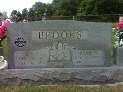 Minnie Mae <i>King</i> Brooks