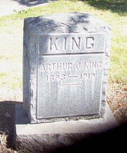Arthur John King