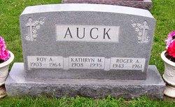 Roy Adam Auck