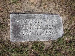 Allen Iverson Jones
