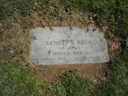 Ernest S Aker