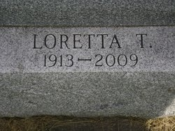 Loretta T Schellinger