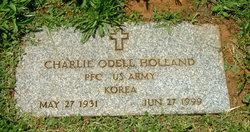Charlie Odell Holland