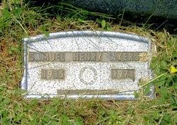 Samuel Henry Ayers