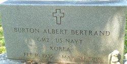 Burton Albert Bertrand