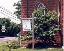 Wolf's Cross Roads Cemetery