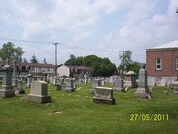 Saint Patrick Shrine Church Cemetery