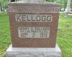 Henry Clay Kellogg