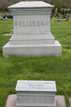 Elizabeth <i>Whitesides</i> Ellison