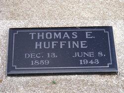 Thomas Elias Huffine