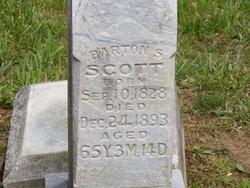 Barton S Scott