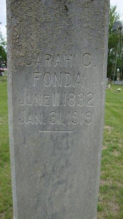 Sarah Carpenter <i>Dunton</i> Fonda