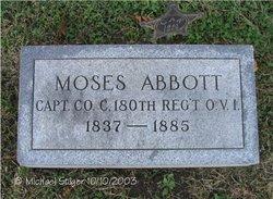 Capt Moses Abbott