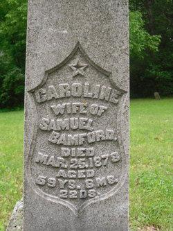 Caroline Bamford