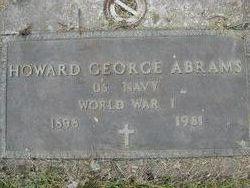 Howard George Abrams