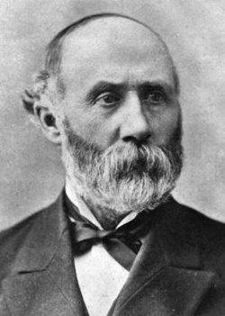 Rev George Henry Atkinson
