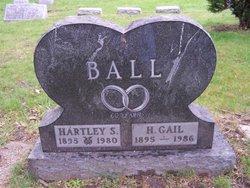 Helen Gail <i>Welsh</i> Ball