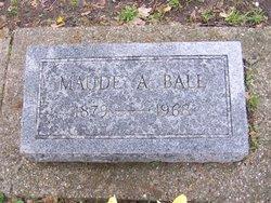 Maude Arvilla <i>Olin</i> Ball