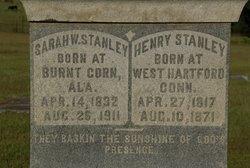 Henry Truman Stanley, Jr