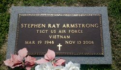 Steven Ray Armstrong