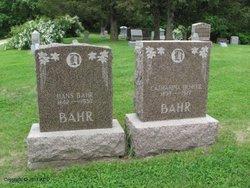 Hans Bahr