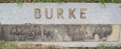 Ella <i>Cook</i> Burke