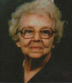 Josephine Betty <i>Lowe</i> Earlywine