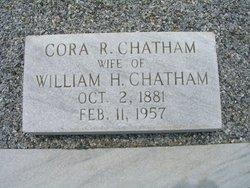Cora C <i>Ragsdale</i> Chatham