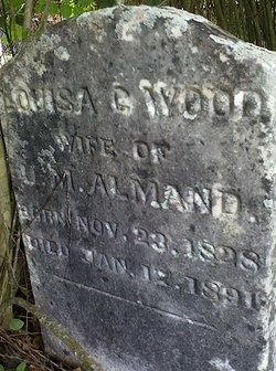 Louisa C <i>Wood</i> Almand