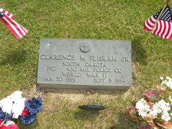 PFC Clarence Melvin Flisram, Jr
