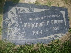 Margaret Pearl <i>Soeur</i> Brown