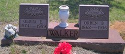Olivia Ellen <i>Irwin</i> Walker