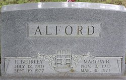 Robert Berkley Alford