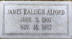 James Raleigh Alford