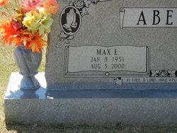 Max Earl Abels