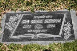 Ona Marie Durham