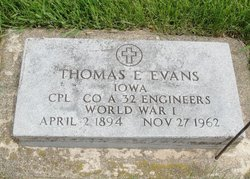 Thomas Edwards Evans