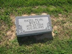 Hazel Pearl Boyle