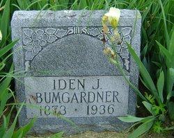 Iden Jacob Bumgardner