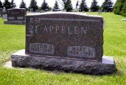 Mary L. <i>Rasmussen</i> Appelen