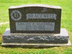 Garland F Bracewell