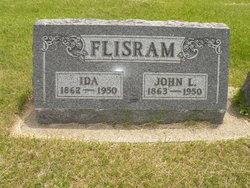Ida <i>Qualm</i> Flisram