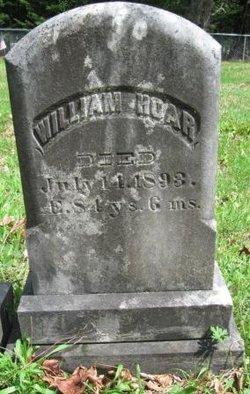 William Melvin Hoar
